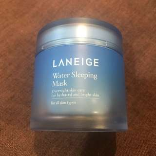 Laneige Water Sleeping Mask Prelove