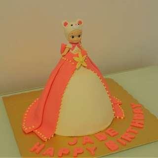 Angelbaby 公主蛋糕