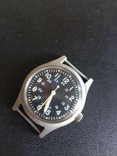 1978年美軍空軍軍錶gg-w-113 咸美頓hamilton