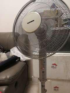坐地電風扇16cm