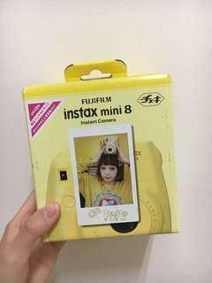 🚚 Fujifilm instax mini 8拍立得相機(附保護殼&自拍內鏡)