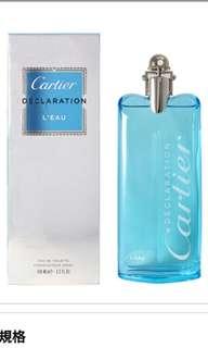 🚚 Cartier 男性淡香水
