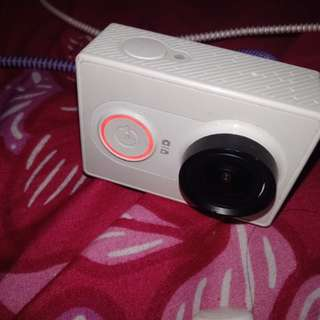 Xiomi yi action camera
