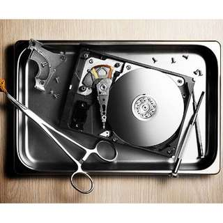 Data recovery for Hard disk / Laptop / Memory Card / Pendrive