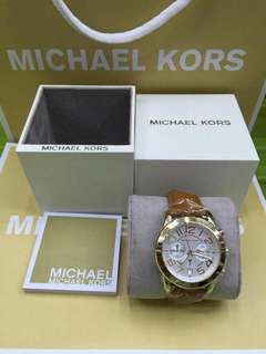 MK Watches complete package free shipping