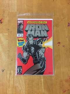 IRON MAN (1968) #288