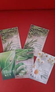Mask Sheet Nature Republic