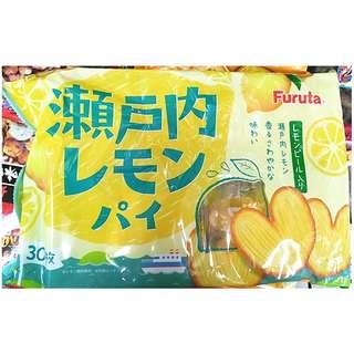 日本 瀨戶檸檬派家庭包