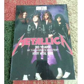 Metallica : 30 Years of the World's Greatest Heavy Metal Band by Guitar World Magazine Editors (2013, Paperback)