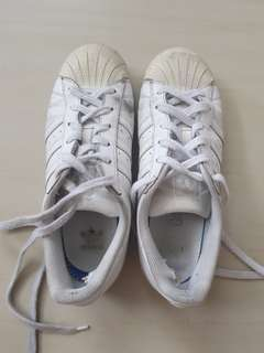 Original Adidas Superstar White