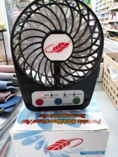 (WITH FREE GIFT) USB Rechargeable Mini Fan
