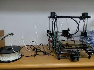 3D printer 打印機