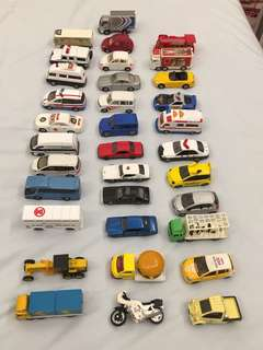 Loose Discontinued Tomica