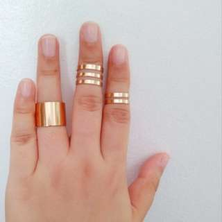 Ohara Gold Set