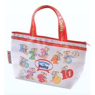 Last Piece Japan Tokyo Disneysea Disneyland Disney Resorts Land Sea Journey With Duffy Your Friends Forever Lunch Bag