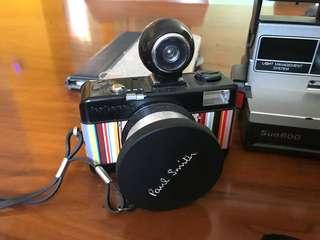 Lomography Fisheye x Paul Smith collab camera