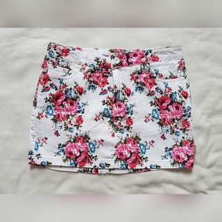 #SALE73#Skirt flower hush puppies