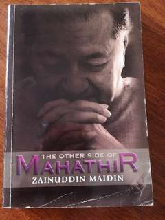 The Other Side of Mahathir