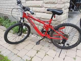 "Raleigh Legend 24"" 21 speed  Mountain Bike"