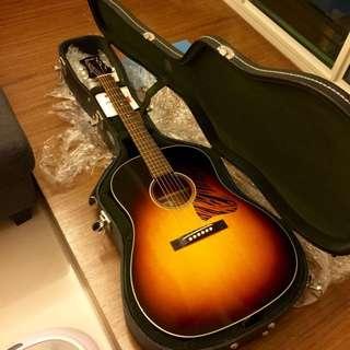 Collings CJ35 Tobacco Sunburst Acoustic Guitar