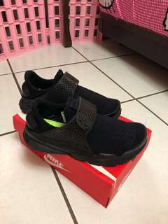 Nike sock dart 黑