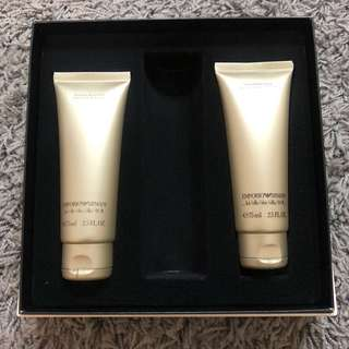 Emporio Armani Lotion & Bath Gel