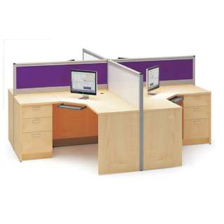 Workstations Partitions Divider - Office Furniture