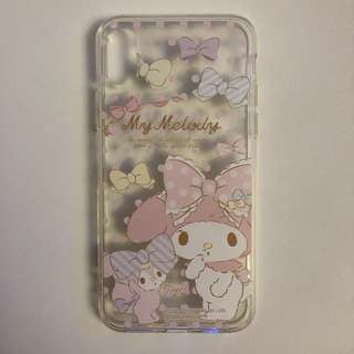 My Melody iPhone X case