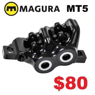 Magura MT5 Disc Brake Caliper Only--------  (Magura MT2 MT4 MT5 MT5e MT6 MT7 MT8 Trail XTR M9020 XT M8020 M8000 M785 SLX M7000 M675 M315 ) DYU