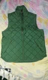 Vest quilt jacket POLO Ralph Laurent size M