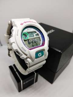 G-SHOCK Genuine GLX-6900 G-LIDE White