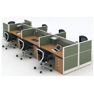 Workstations Partitions Divider - Office Furnitures