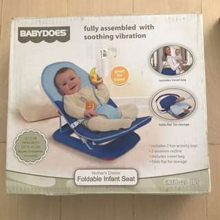Babydoes Foldable Infant Seat