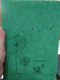 Notebook buku diary
