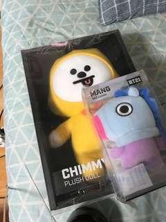 Brand new BTS plushie dolls like b21