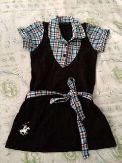 Branded Girls apparel