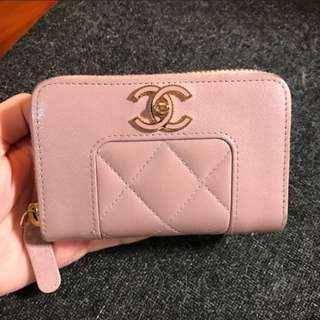 Chanel coins Wallet
