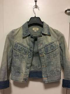 Wilfred Aritzia Denim Jacket - XXS