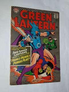 GREEN LANTERN 45 DC COMICS