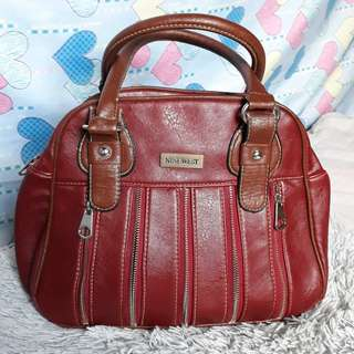 Repriced! Sale Authentic Ninewest Bag