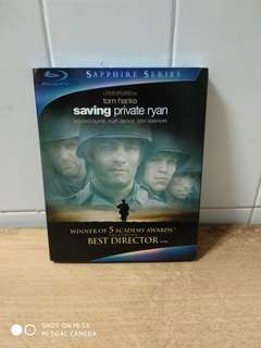 Saving Private Ryan - The Sapphire Series - Blu Ray - US import (original)