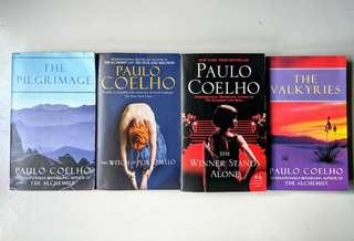 Paulo Coelho Books!