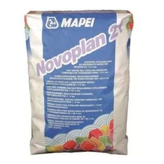 MAPEI NOVOPLAN 21 (self leveling cement)