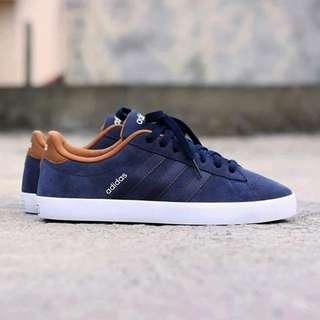 Adidas Neo Coderby Navy Brown ORIGINAL