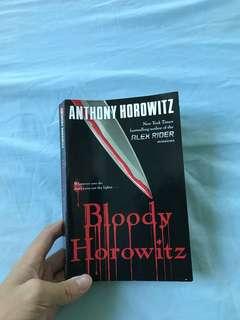 Bloody Horowitz Book