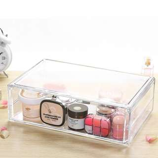 Multi-purpose Acrylic Makeup Cosmetics XLarge Stackable - Type A