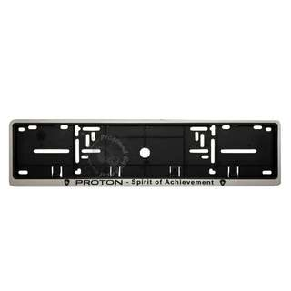 PROTON SPIRIT FRONT NUMBER PLATE CASING (SILVER)