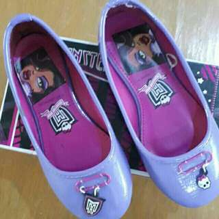 Monster High kids shoes