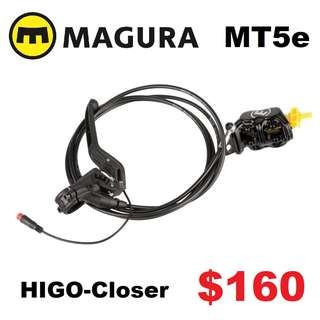 Magura MT5e HIGO-Closer Disc Brake (One Side Only)--------  (Magura MT2 MT4 MT5 MT6 MT7 MT8 Trail XTR M9020 XT M8020 M8000 M785 SLX M7000 M675 M315 ) DYU