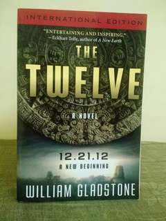 Twelve  Author: William Gladstone; Nick McDonell $8